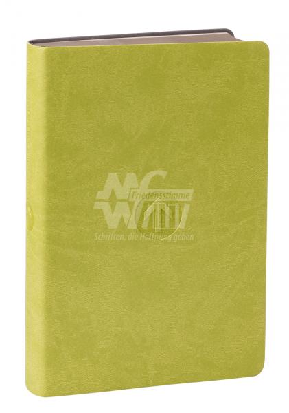 Schlachter 2000 Taschenformat - Softcover grün