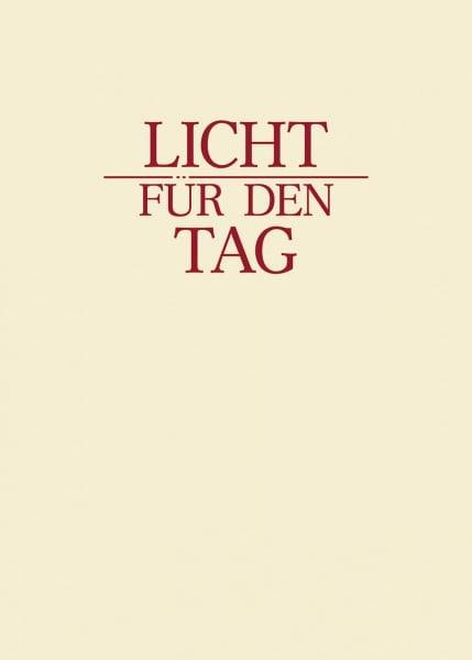 Licht für den Tag - Andachtsbuch