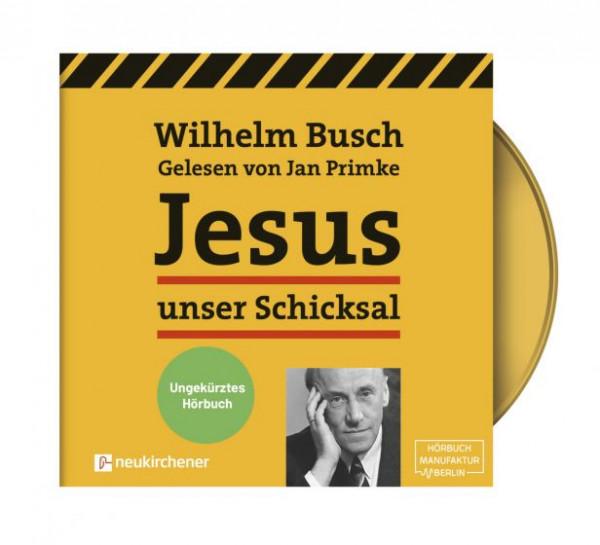 Hörbuch 2CD MP3 - Jesus unser Schiksal