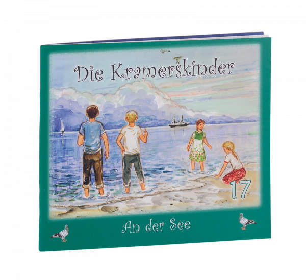 Die Kramerskinder - Heft 17