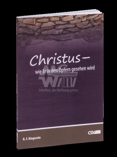 Christus – wie Er in den Opfern gesehen wird