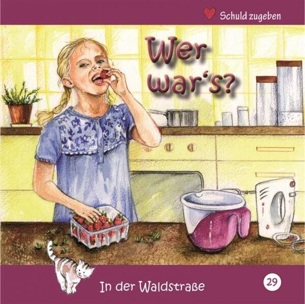 In der Waldstraße - Heft 29