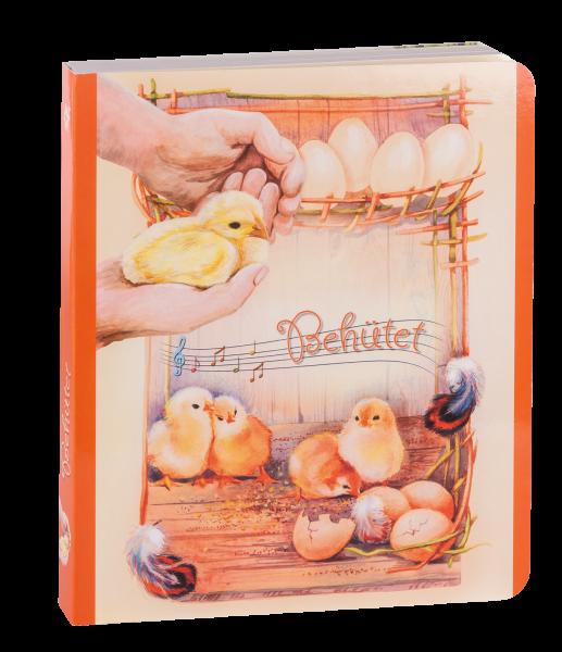 Pappbuch - Behütet