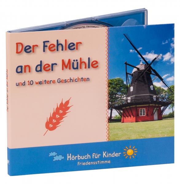 Hörbuch CD - Der Fehler an der Mühle