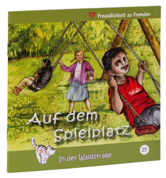 In der Waldstraße - Heft 25