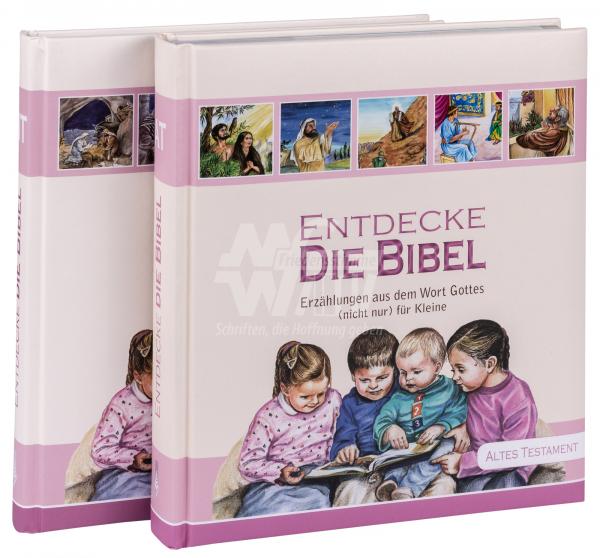 Set - Entdecke die Bibel - AT+NT