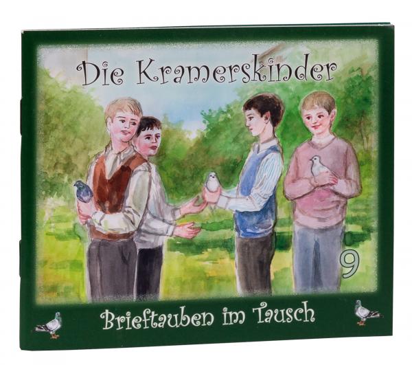 Die Kramerskinder - Heft 9