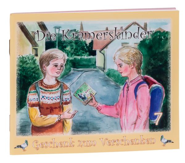 Die Kramerskinder - Heft 7