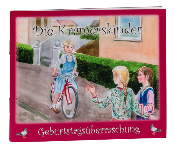 Die Kramerskinder - Heft 10