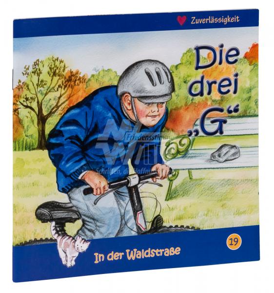 """In der Waldstraße - Die drei """"G"""" (Heft 19)"""