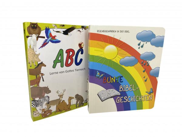 Set - ABC und Bunte Bibelgeschichten