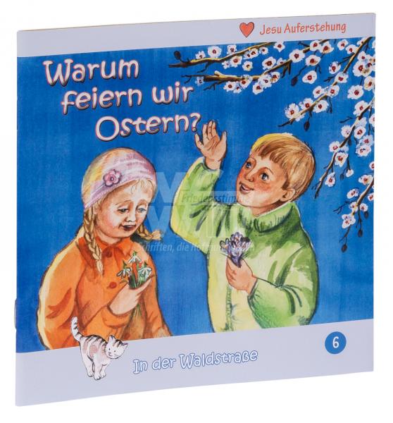In der Waldstraße - Heft 6