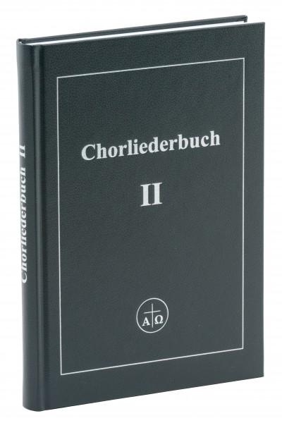 Chorliederbuch II