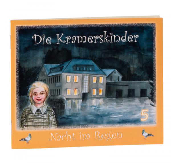Die Kramerskinder (Nacht im Regen) Heft 5