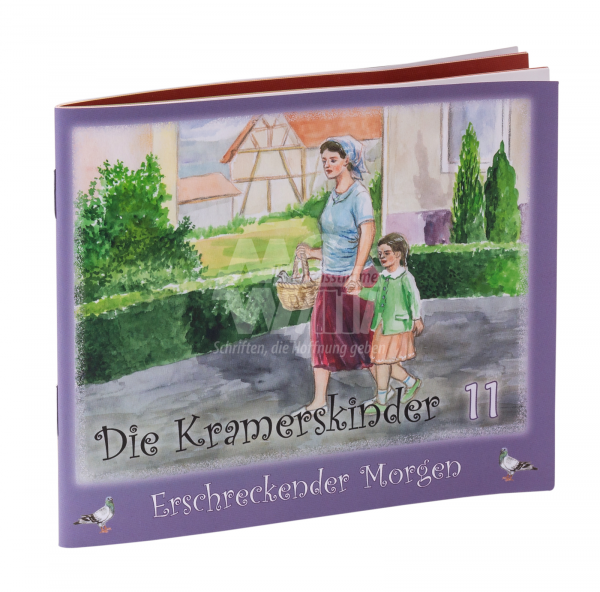 Die Kramerskinder - Heft 11