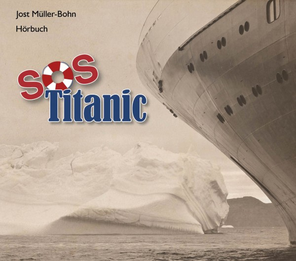 """Hörbuch 2 CDs """"SOS Titanic"""""""
