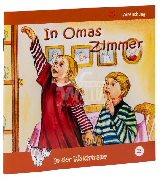 In der Waldstraße - Heft 13
