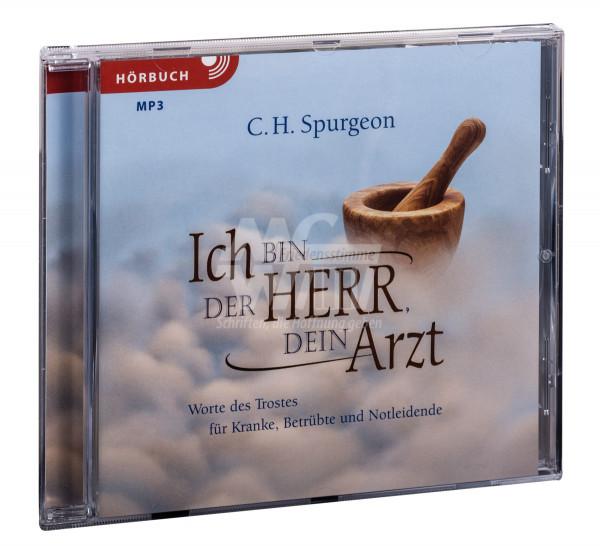 Hörbuch MP3 CD - Ich bin der Herr, dein Arzt