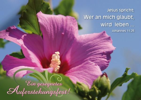 "Postkarte ""Auferstehungsfest"""