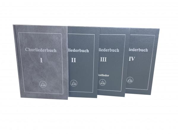 Set - Chorliederbuch