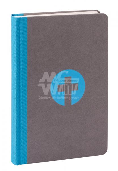 Schlachter 2000 Taschenformat - hellblau/grau