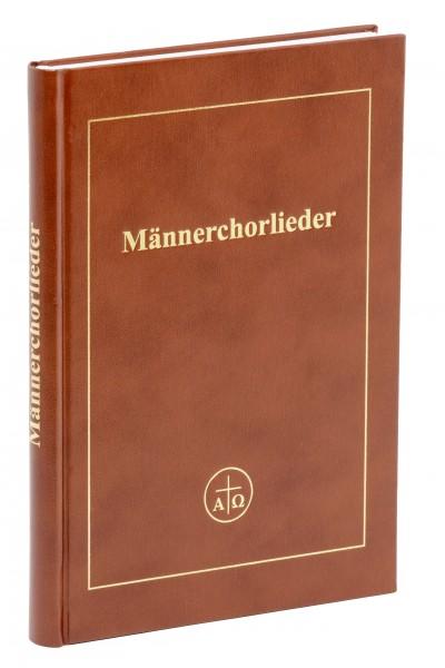Männerchorliederbuch