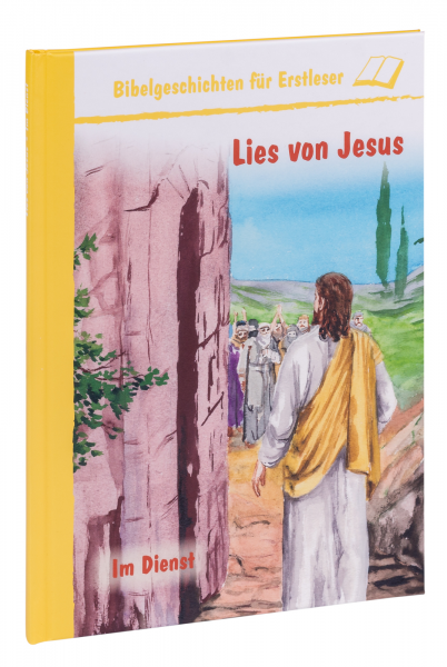 Lies von Jesus - Im Dienst