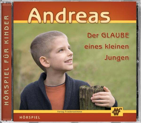 """Hörspiel CD """"Andreas"""""""