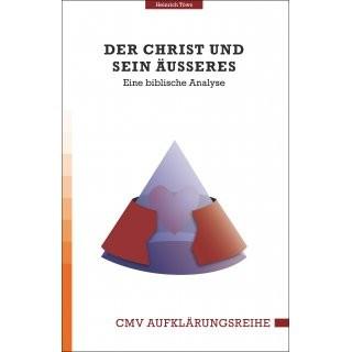 Der Christ und sein Äusseres