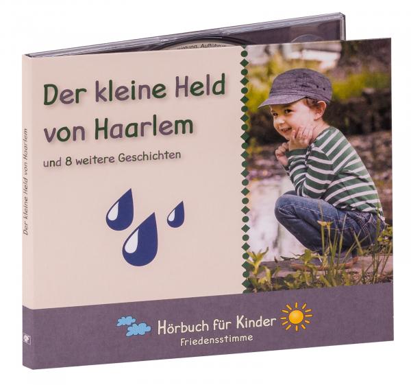 Hörbuch CD - Der kleine Held von Haarlem