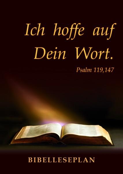 Bibelleseplan