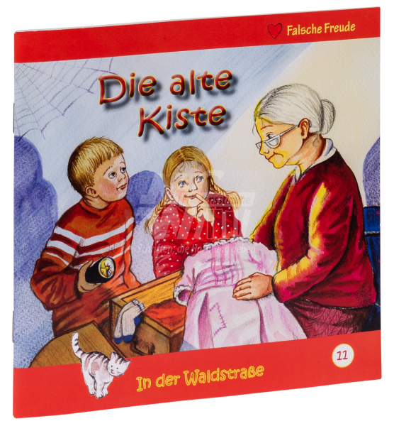 In der Waldstraße - Heft 11