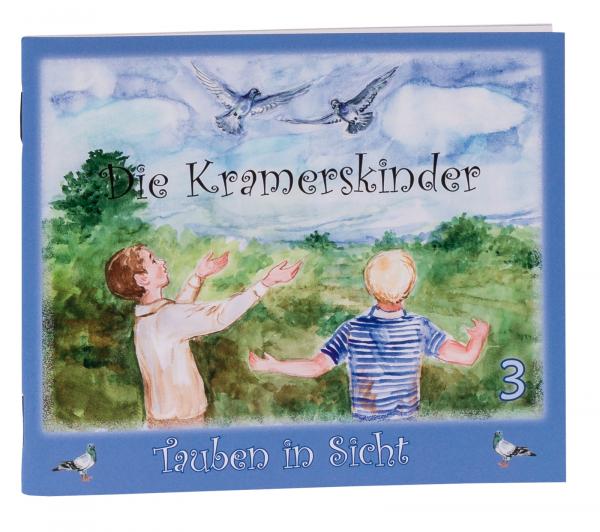 Die Kramerskinder - Heft 3