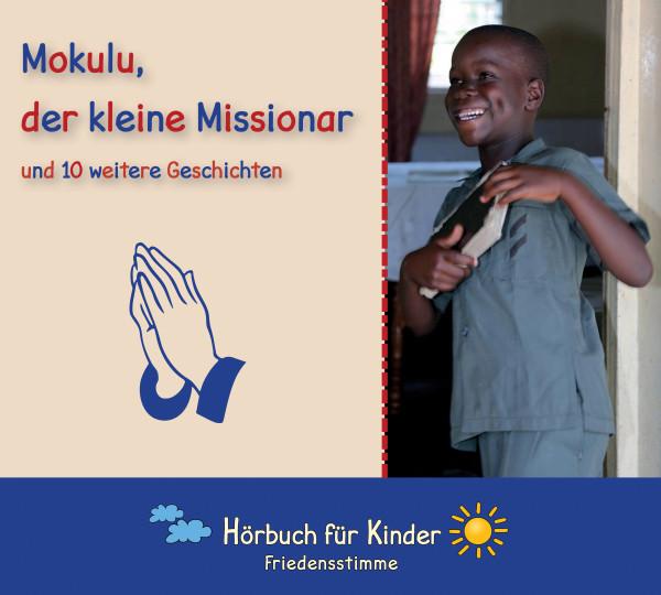 Hörbuch CD - Mokulu, der kleine Missionar