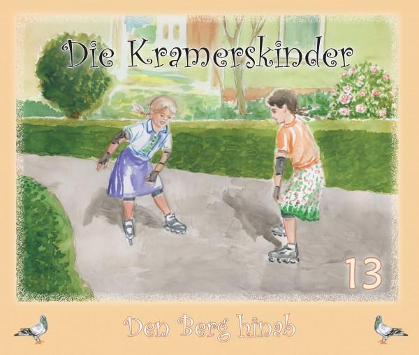 Die Kramerskinder (Den Berg hinab) Heft 13