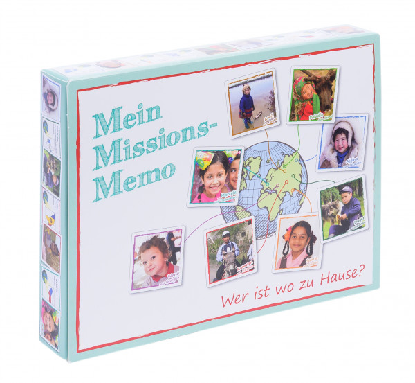 Mein Missions-Memo