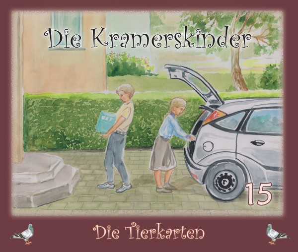 Die Kramerskinder (Die Tierkarten) Heft 15